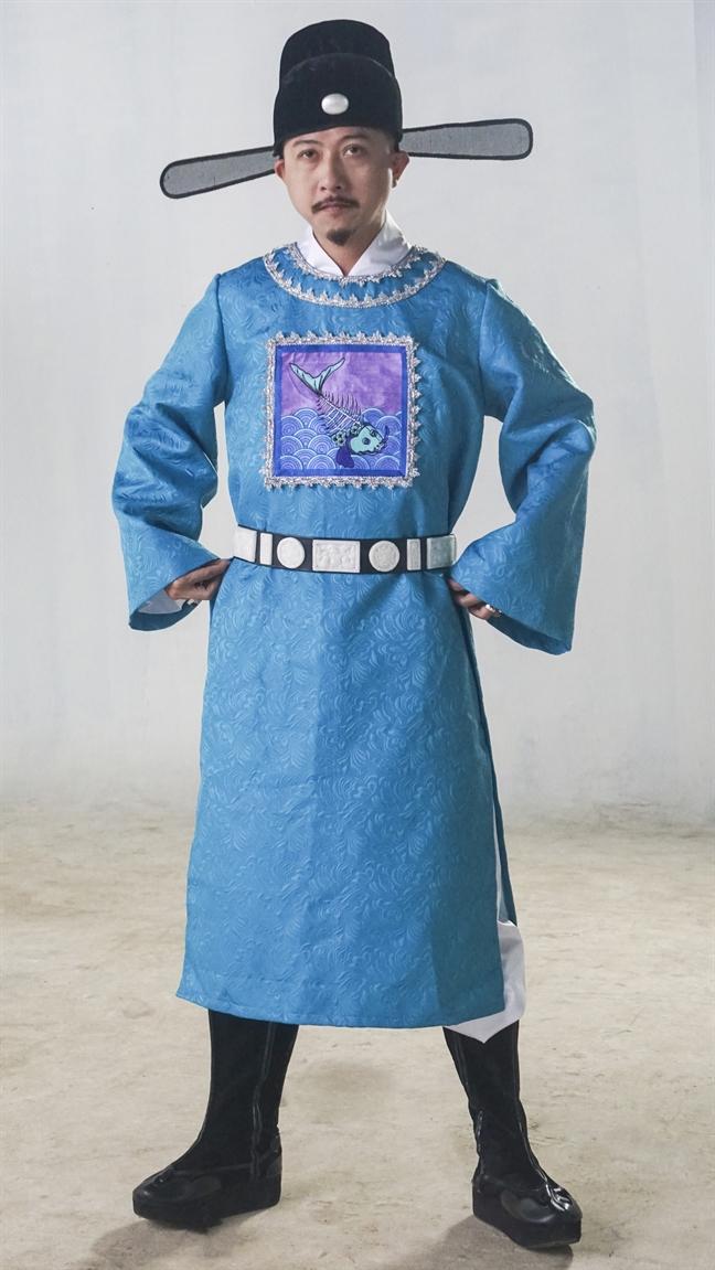 Nghe si Le Binh dong phim tro lai sau thoi gian dieu tri ung thu