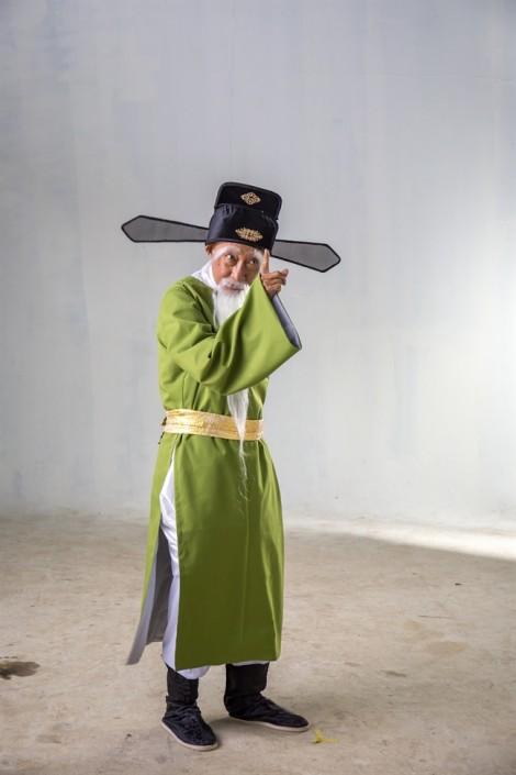 Nghệ sĩ Lê Bình đóng phim trở lại sau thời gian điều trị ung thư