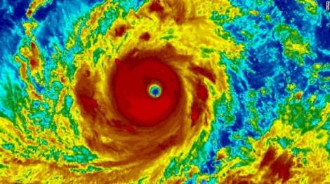 Hong Kong, Philippines 'căng mình' ứng phó siêu bão Mangkhut