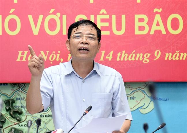 Dieu dong 44 tau, 8 may bay, 400.000 quan chong  sieu bao Mangkhut