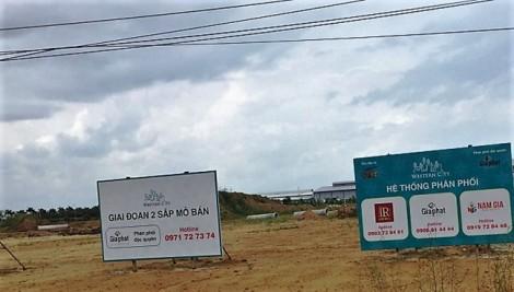 Long An: Đình chỉ thi công, dừng bán hàng dự án Western City vì xây dựng trái phép