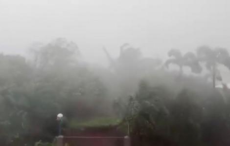 Siêu bão Mangkhut càn quét Philippines