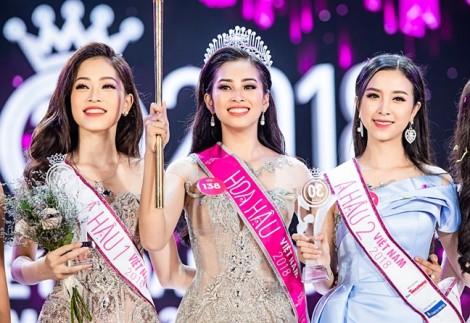Hoa hậu Việt Nam 2018 - Trần Tiểu Vy: 'Tôi sẽ cố gắng khắc phục sự thiếu bình tĩnh'