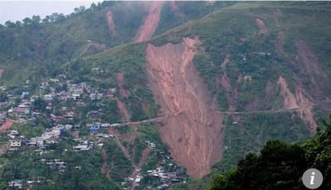 Những cái chết thương tâm vì siêu bão Mangkhut ở Philippines