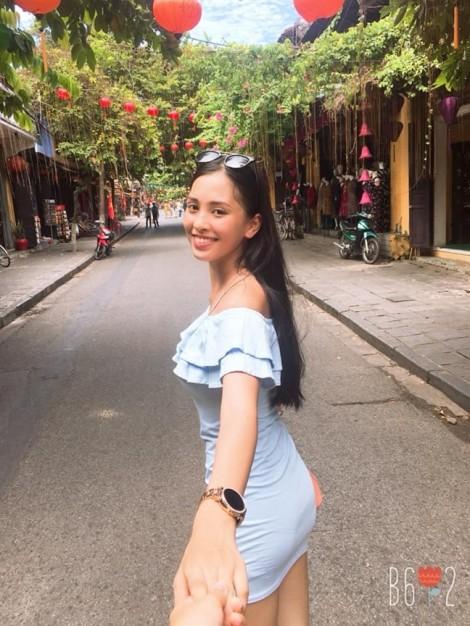 Gu thời trang trẻ trung của tân Hoa hậu Việt Nam 2018