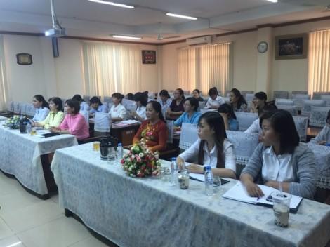 Quận Tân Phú: Tập huấn kỹ năng giám sát và phản biện xã hội