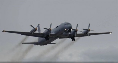 Hệ thống phòng không Syria bắn nhầm vào máy bay Nga