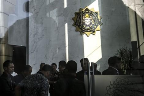 Bắt giữ cựu Thủ tướng Malaysia Najib Razak