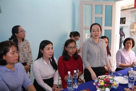 Hội LHPN TP.HCM: Trao 2 mái ấm tình thương cho phụ nữ nghèo
