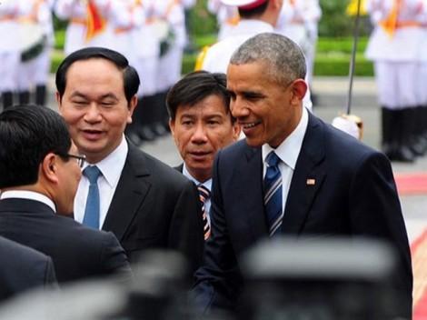 Dấu ấn Chủ tịch nước Trần Đại Quang qua ảnh