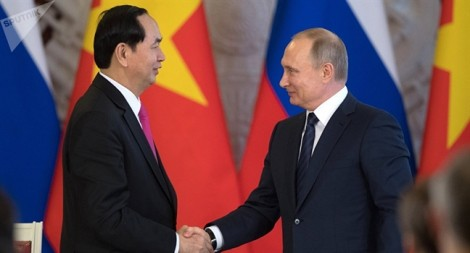 Lãnh đạo thế giới chia buồn sau khi Chủ tịch nước Trần Đại Quang từ trần