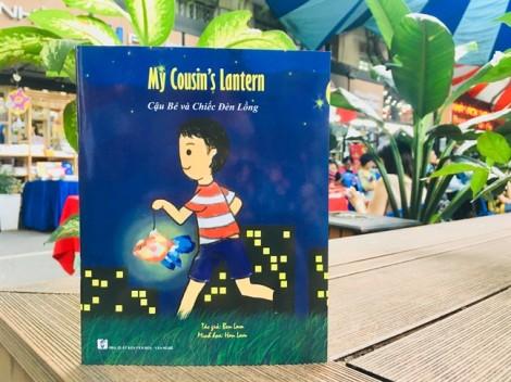 'Cậu bé và chiếc đèn lồng': Cuốn sách ngộ nghĩnh về mùa Trung thu