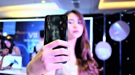 Vivo ra mắt bộ đôi Vivo V11/V11i