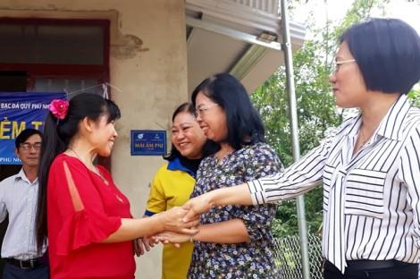 Hội LHPN TP.HCM trao hai mái ấm tình thương tại Lâm Đồng