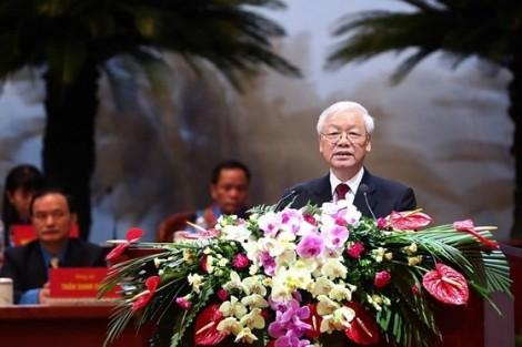 Tổng Bí thư Nguyễn Phú Trọng: Tập trung các nguồn lực chăm lo cho người lao động