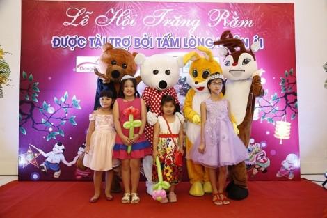 Ấm áp mùa Trung thu cho hàng ngàn trẻ em
