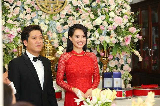 Truong Giang: 'Chung toi hanh phuc de ba ma khong khoc nua'