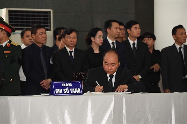Le Quoc tang Chu tich nuoc Tran Dai Quang
