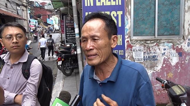 Khoi to vu chay canh Benh vien Nhi Trung uong lam vo chong tu vong