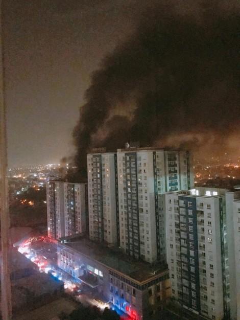Đề nghị tăng trách nhiệm của chủ đầu tư trong phòng cháy chữa cháy