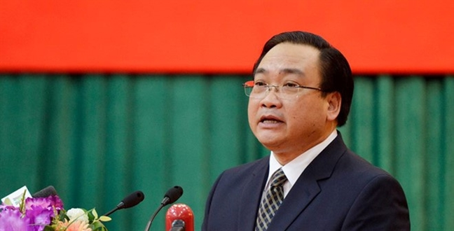 Bi thu Thanh uy Ha Noi: De nghi ra soat tinh trang 'bao ke' o tat ca cac cho
