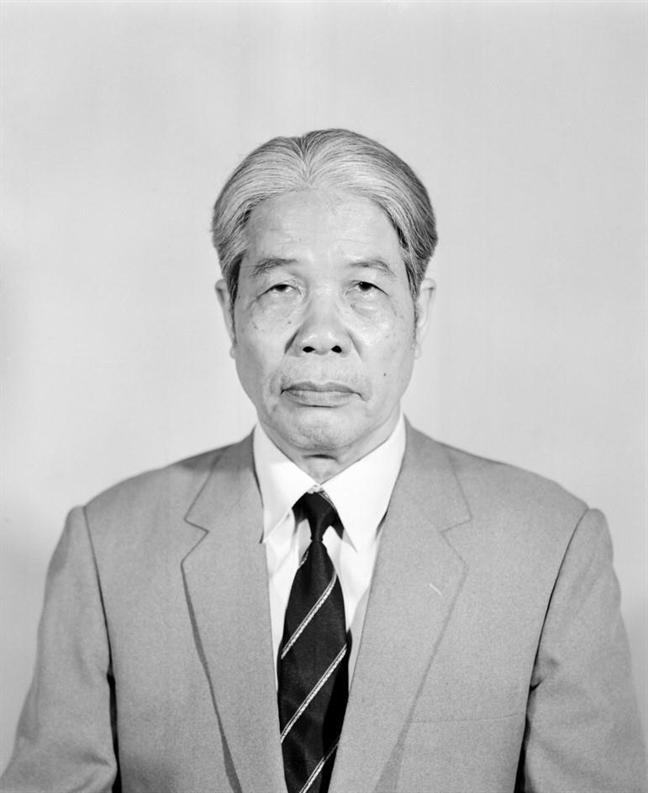 Nguyen Tong Bi thu Do Muoi tu tran