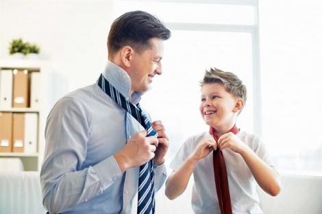 Những điều cha muốn nói với con trai như những người đàn ông