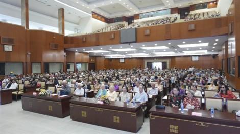 Vinamilk đồng hành tổ chức lễ mừng thọ và chăm sóc sức khỏe cho 1.000 người cao tuổi