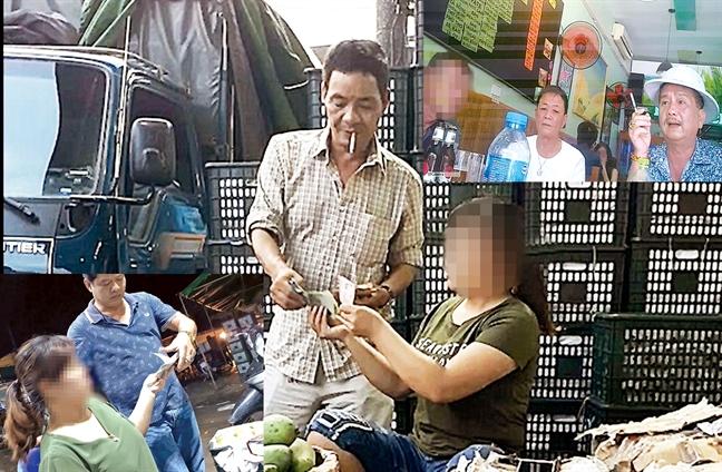 Tham nhap bang nhom bao ke o cho Long Bien - Ky cuoi: Bo Cong an se xu ly nghiem khac