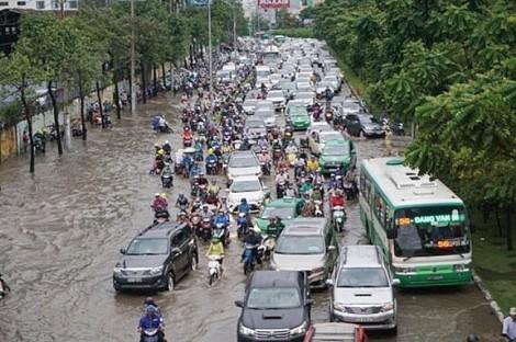 Không ứng tiền của Vingroup để sửa đường Nguyễn Hữu Cảnh