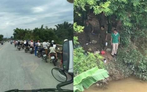 Phát hiện thi thể trôi sông ở Trung Quốc nghi là người Việt bị chồng giết rồi phi tang