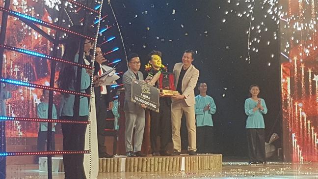 Dao dien Minh Nhat chien thang thuyet phuc, dang quang Quan quan 'Kich cung bolero 2018'