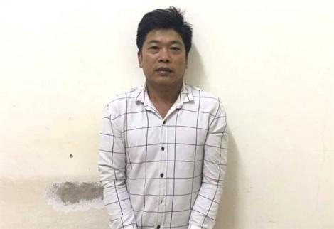 Cán bộ địa chính bị bắt sau 12 năm trốn truy nã