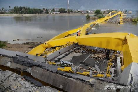 Indonesia dừng tìm kiếm nạn nhân để tiến hành tái thiết sau động đất