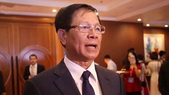 Ong Phan Van Vinh nhap vien truoc phien toa xet xu duong day danh bac nghin ty