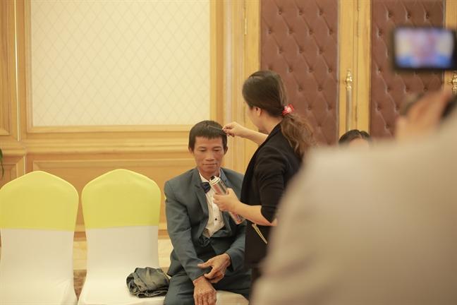 Chuong trinh 'Cau quyen trau xanh': Co giac chiem bao da thanh su that