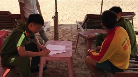 Du khách Trung Quốc đột quỵ tử vong ở biển Đà Nẵng