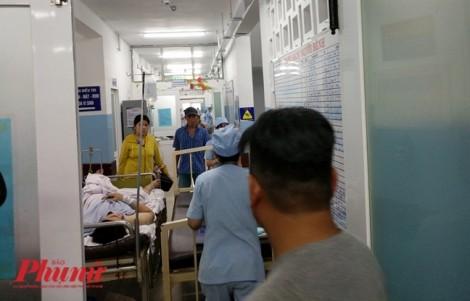 Nạn nhân vụ xe tông liên hoàn ở ngã tư Hàng Xanh không hiểu vì sao vào bệnh viện
