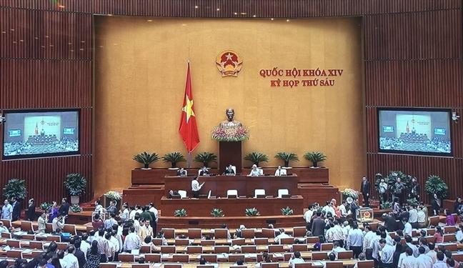 Tong Bi thu Nguyen Phu Trong duoc bau giu chuc Chu tich nuoc