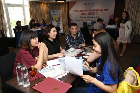 Triển lãm du học các trường trung học nội trú và ngoại trú quốc tế
