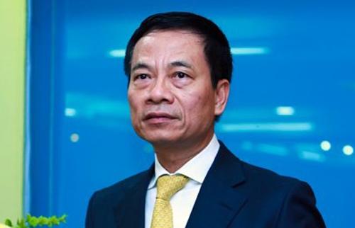 Quoc hoi phe chuan bo nhiem Bo truong Bo Thong tin va Truyen thong