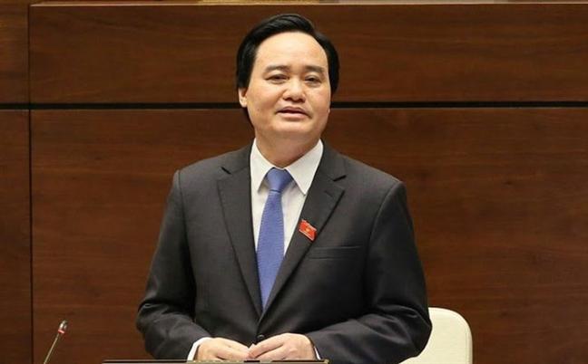 Bo truong Bo GD-DT: 'Theo quan sat cua chung toi, ky thi nao cung vi pham trung thuc'