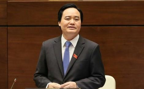 Bộ trưởng Phùng Xuân Nhạ lên tiếng về việc sinh viên bán dâm 4 lần bị đuổi học