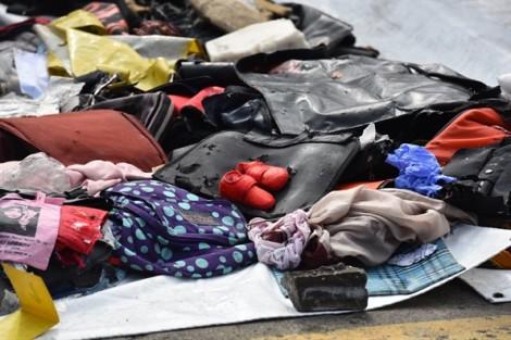 Vụ rơi máy bay Indonesia: Máy bay Lion Air 'bay bất thường' trước ngày gặp nạn