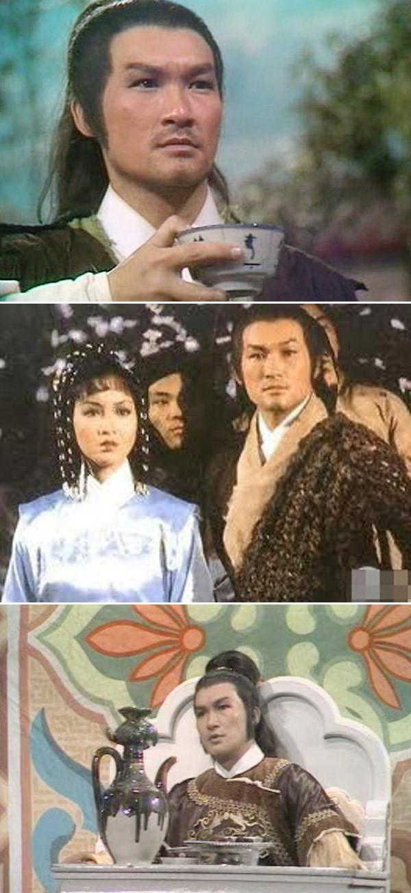 Nhung dien vien Hoa ngu vut sang thanh sao tu tac pham cua Kim Dung