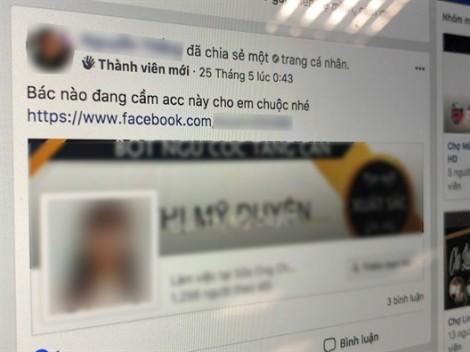 Facebook người nổi tiếng đang là 'mồi ngon' cho hacker
