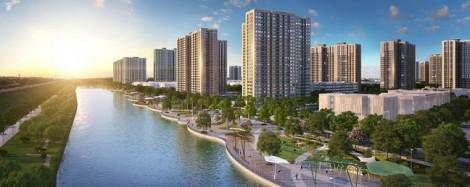Vincity Gia Lâm ra mắt The Park – phân khu căn hộ đầu tiên