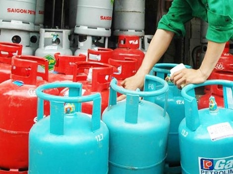 Giá gas giảm mạnh sau ba tháng tăng liên tiếp