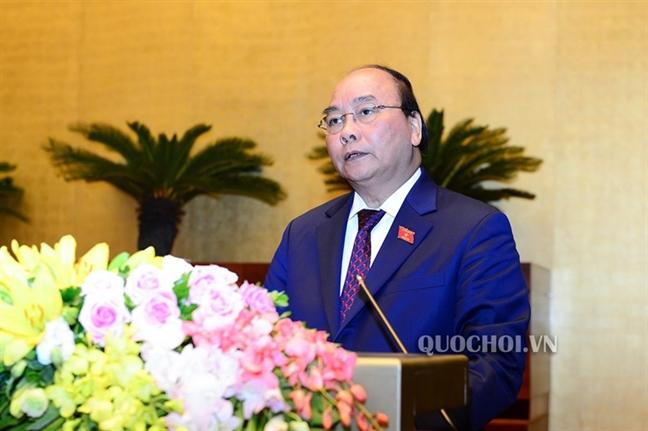 Thu tuong Nguyen Xuan Phuc: Can rut kinh nghiem sau sac vu Con Cung va doi 100 USD