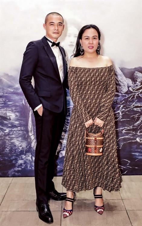 Quách Ngọc Ngoan: Vợ là người phụ nữ tôi yêu chứ không phải 'nữ đại gia'